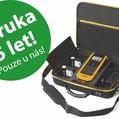 Dymo XTL 300 - zestaw walizkowy z 5-letnią gwarancją!