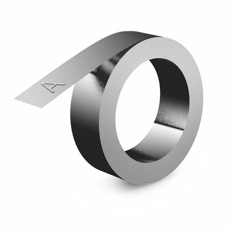 Taśma Dymo 31000 aluminiowa bez kleju, 12 mm x 4,80 m