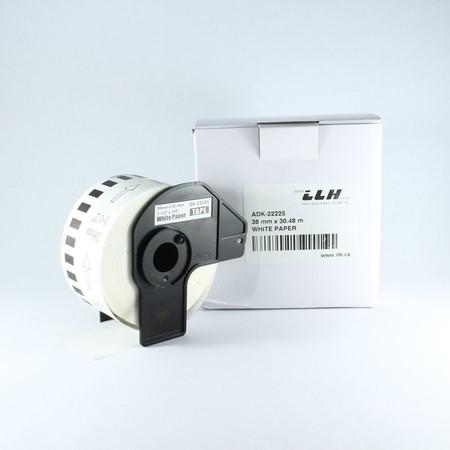 Taśma papierowa ciągła ADK22225, szerokość 38 mm