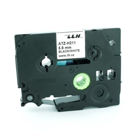 Rurka termokurczliwa ATZ-H211 biała, 6 mm