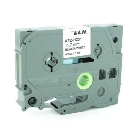 Rurka termokurczliwa ATZ-H231 biała, 12 mm