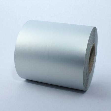 Rolka foliowa 40 mm srebrna, 50 m