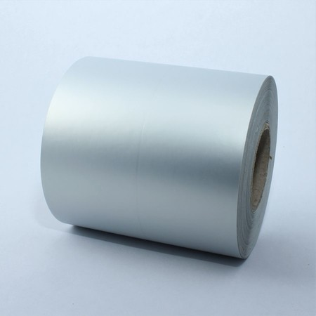 Rolka foliowa 70 mm srebrna, 80 m