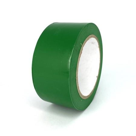Taśma podłogowa TMF02 zielona 50 mm, długość 30 m
