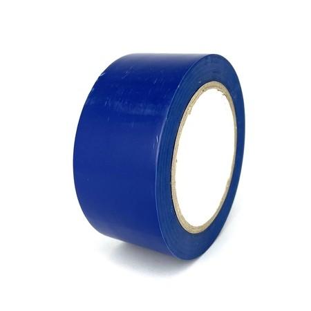 Taśma podłogowa TMF03 niebieska 50 mm, długość 30 m
